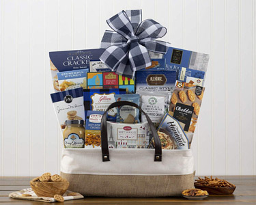 The Connoisseur Gourmet Gift Basket - Amazon.com