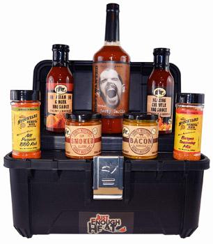BBQ Sauce Toolbox Gourmet Gift Set - Amazon.com