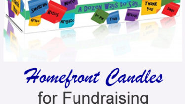 Homefront Candles Fundraiser