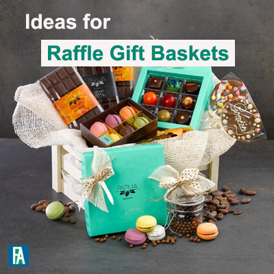 Gift Basket Raffle Ideas Fundraiser Alley