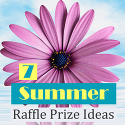 7 Summer Raffle Prize Ideas