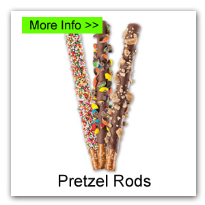 Pretzel Rods Fundraiser for Canada