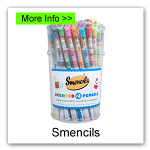 Smencils for Canada Fundraising