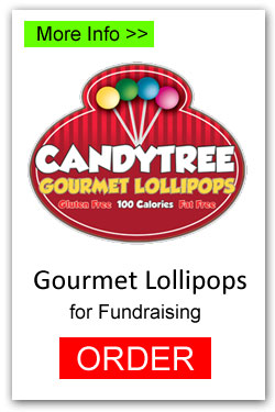 Candy Tree Lollipops - Find out more or Order