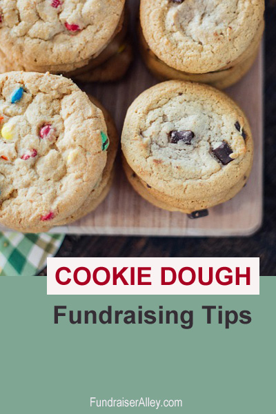 Cookie Dough Fundraising Tips