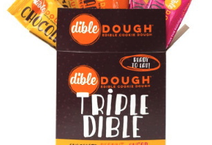 Dible Dough Cookie Dough Bars Order-Taker Fundraiser