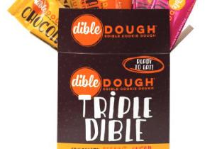 Dible Dough Cookie Dough Bars Order-Taker Fundraiser