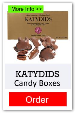 Katydid Candy Boxes