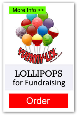 Gourmet Lollipops