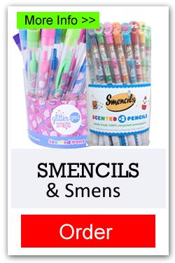 Smencils and Smens