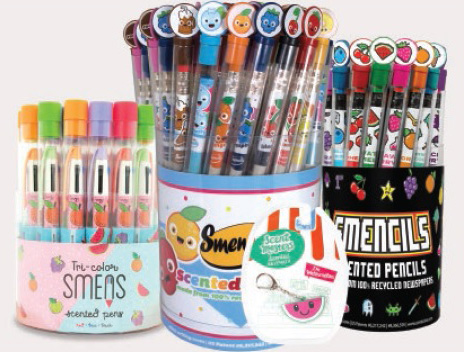 Smencils and Smens for Fundraising