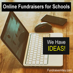 Online Fundraisers for Schools