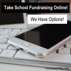 Take School Fundraising Online
