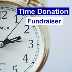 Time Donation Fundraiser