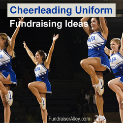Cheerleading Uniform Fundraising Ideas