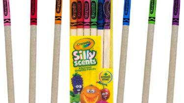 Crayola Silly Scents Pencils