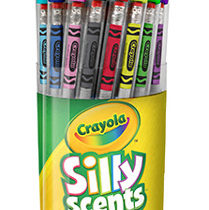 Crayola Silly Scents Pencils for Fundraising