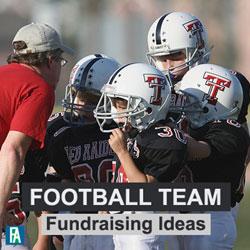 Football Fundraising Ideas