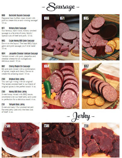 Smoke Haus Brochure - Page 1