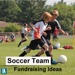 Soccer Team Fundraising Ideas