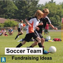 Soccer Team Fundraising Ideas