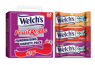 Fruit Rolls Fundraising Variety Pack