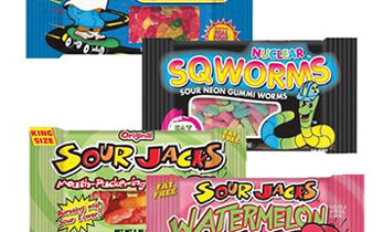 Gummies Candy for Fundraising