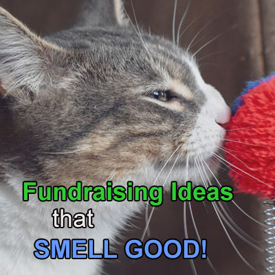 Fundraising Ideas that Smell Good