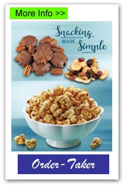 Snacking Made Simpler Order-Taker