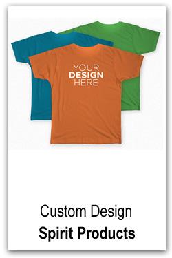 Custom Design Spirit Products