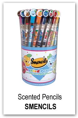 Smencils - Scented Pencils