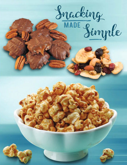 Snacking Made Simple - Cover
