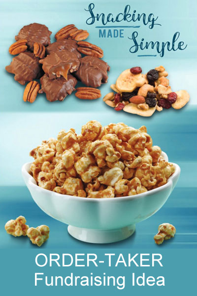 Snacking Made Simple Order-Taker Fundraiser