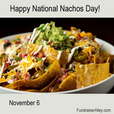November 6 - National Nachos Day