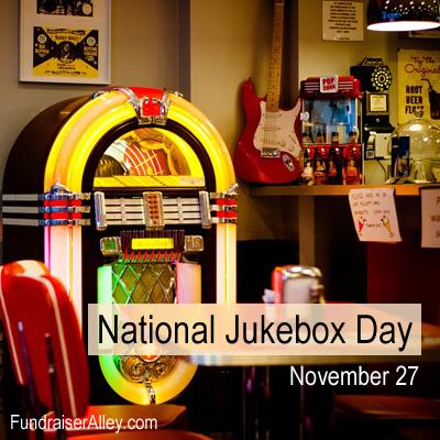 November 27 - National Jukebox Day