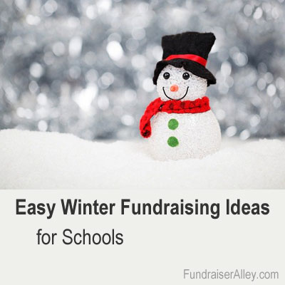 Easy Winter Fundraising Ideas for Your School