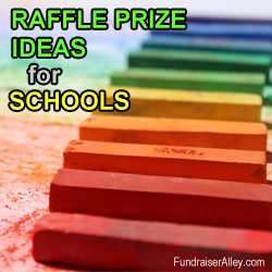 Raffle Prize Ideas for Schools