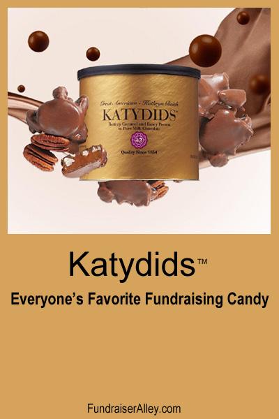 Katydids Candy Fundraisers