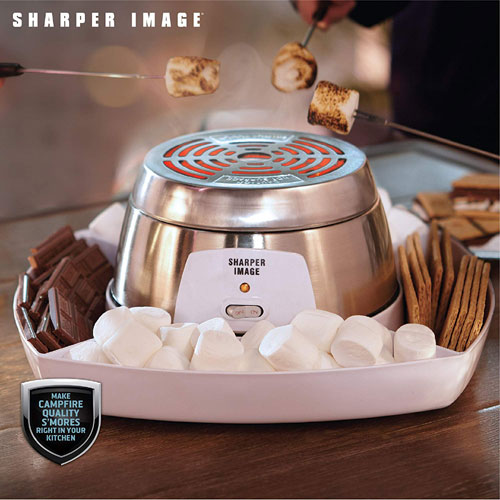 Sharper Image Smores Maker
