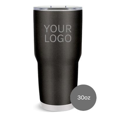 oz Custom Stainless Steel Tumbler for Fundraising