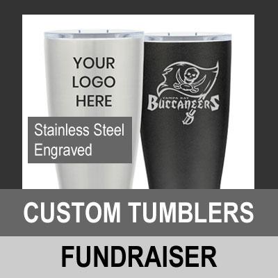 Custom Tumblers Fundraiser