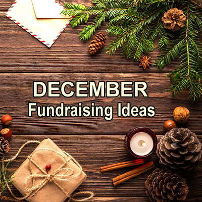 December Fundraising Ideas