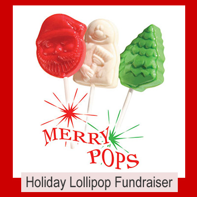 Holiday Lollipop Fundraiser