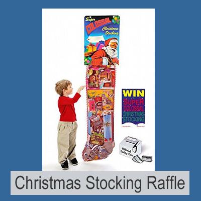 Christmas Stocking Raffle