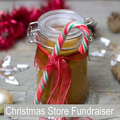 Christmas Store Fundraiser