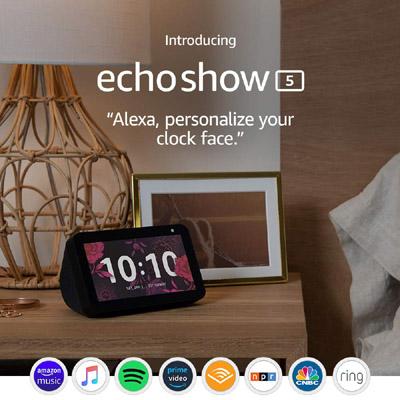 Echo Show 5 - Amazon.com