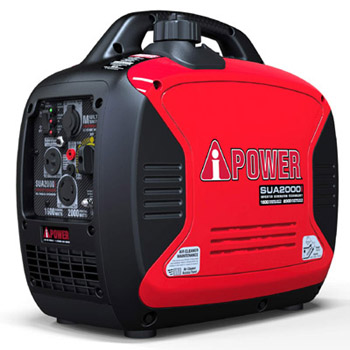 A-iPower 2000 Watt Portable Inverter Generator - Amazon.com