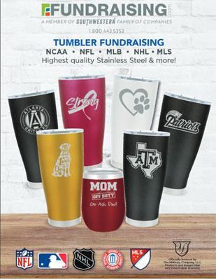 Team Tumblers Order-Taker Fundraiser