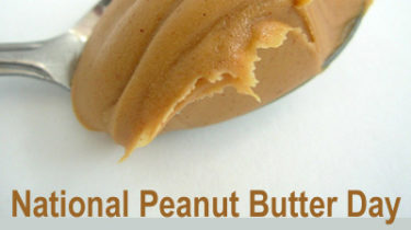 National Peanut Butter Day, January 24