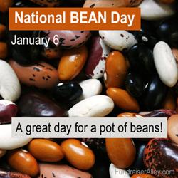 Bean Day - Jan 6